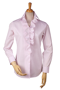 9de61943d45e15 ポリエステル100%(Ladies design shirt) オーダーシャツ専門店 ...