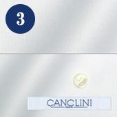 メンズオーダーメイドシャツ - カンクリーニホワイトオックス